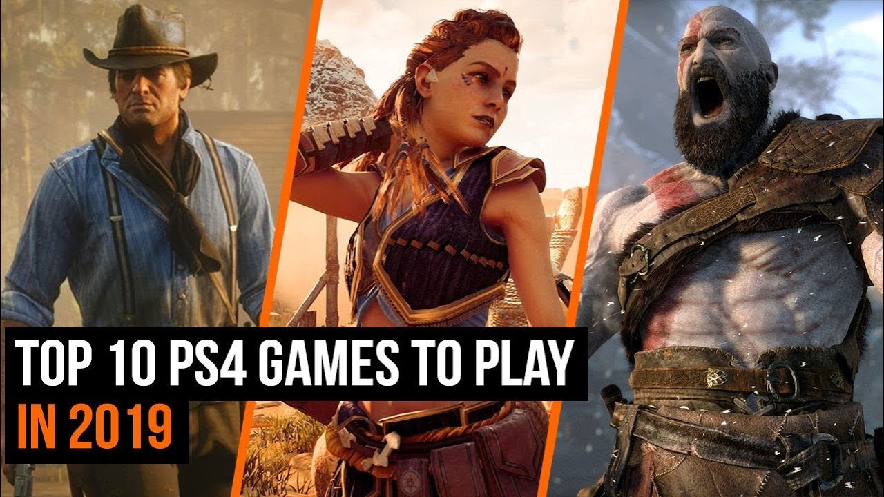 Top 10 Ps4 Games To Play In 2019 So Far Youtube