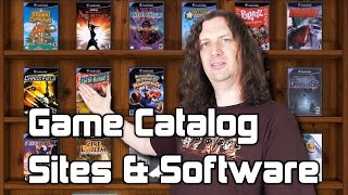 HOW TO Catalog Your Games