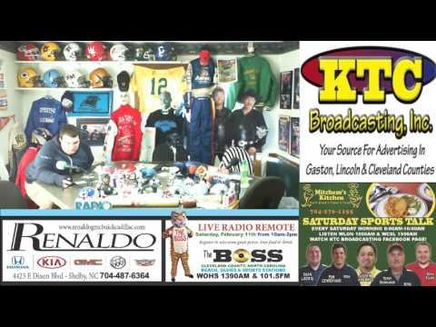 Mitchem's Kitchen Saturday Sports Talk 8am-10am