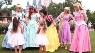 It was a magic moment in the Magic Kingdom when Sophie Grace & Rosi...