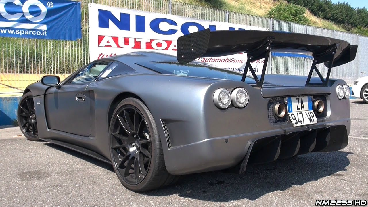 Factory Five Gtm Amazing Sound Youtube