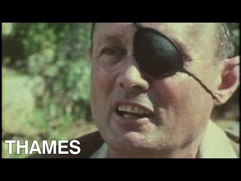 Moshe Dayan interview | General Moshe Dayan | Israel | Middle East | This Week | 1972