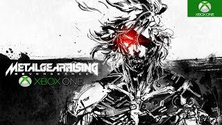 Metal Gear Rising: Revengeance Xbox One S Backwards Compatible Gameplay HD 1080P