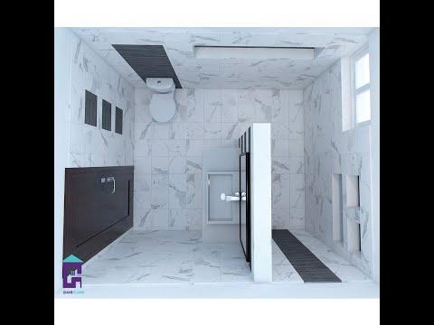10 Latest Bathroom Designs In Pakistan 2019 2020 Youtube
