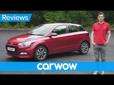 Hyundai i20 2018 in-depth review | carwow Reviews
