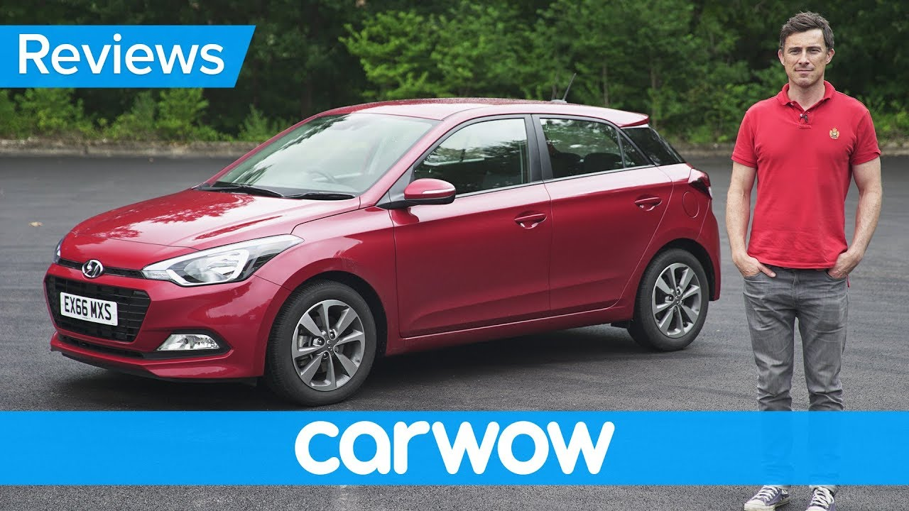 hyundai i20 2018 in depth review carwow reviews youtube rh youtube com 2018 Hyundai I20 Magna 2018 Hyundai I20 Colors