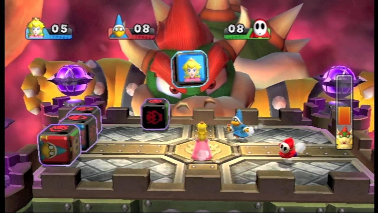 Mario Party 9 Final Boss Battle   Ending  Hd