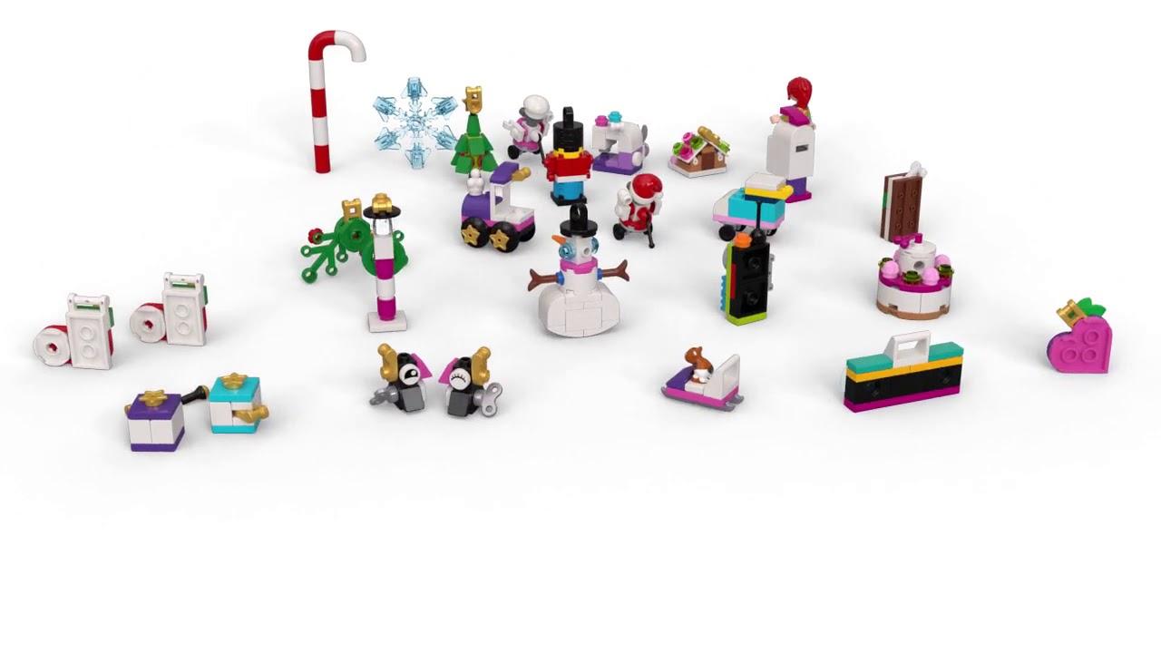 LEGO 41353 Friends LEGO Friends Calendario dell/'Avvento