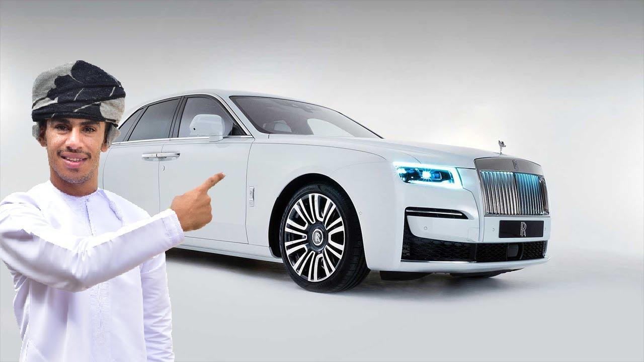 رولز رويس جوست 2021 الجديدة كليا Rolls Royce Ghost Full Youtube