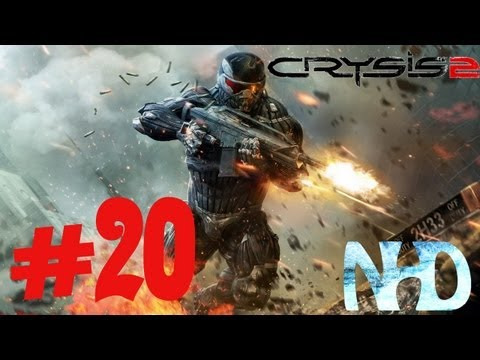 Let's Play Crysis 2(pt20) A Walk in the Park [Final] Video nr 2000!!!