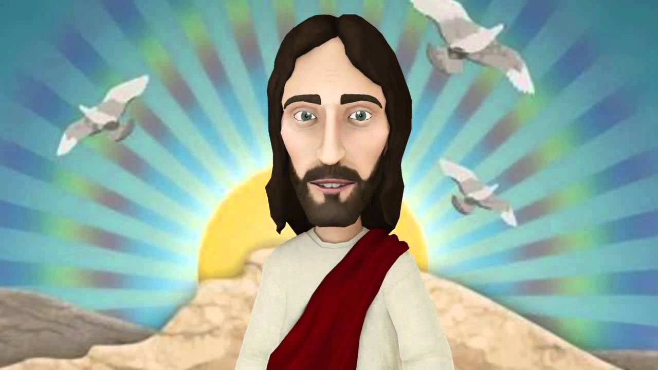 Let Your Light Shine Animated Jesus Quotes Youtube
