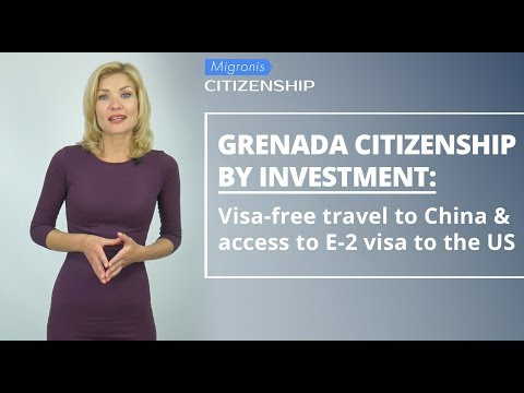 Grenada citizenship by investment 👉How to obtain Grenada pas