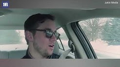 A man creates hilarious commercial video to sell his used car