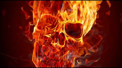 BURNING JINN IFRIT - YouTube