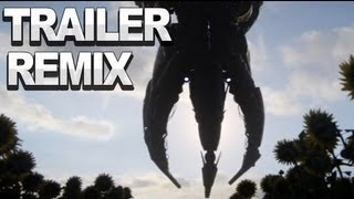 Gambar cover Mass Effect 3 - Remix Earth Trailer (Mike Relm Music Video)
