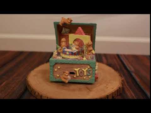 San Francisco Music Box Company Teddies and Toys