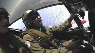 Air Combat Dog Fight - Camera in The Cockpit - Insane!