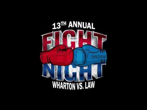 Fight Night 2017 - Wharton v Penn Law