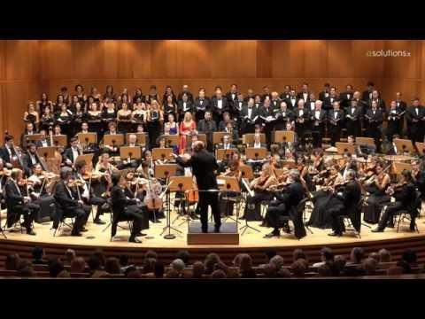 9. Symphonie, 4. Satz - Ludwig van Beethoven; Arvo Volmer und Orchester Haydn von Bozen und Trient
