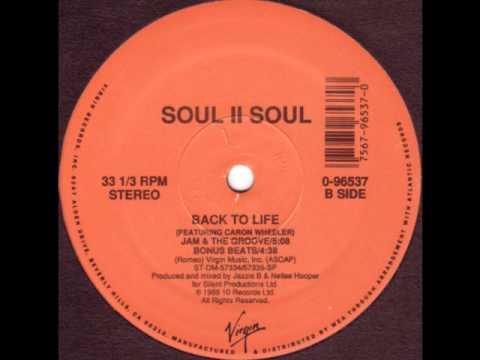 Back To Life Soul To Soul Lyrics