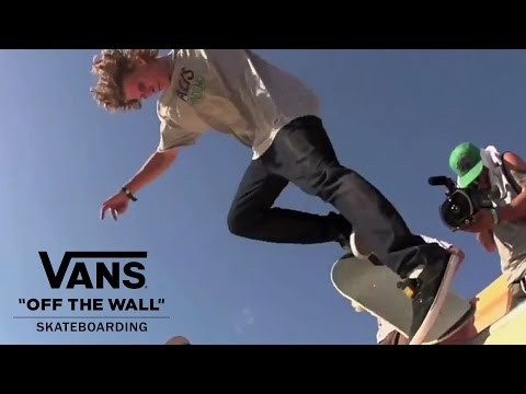 Off The Wall Park Opening Ceremony in Moscow | Skate | VANS.