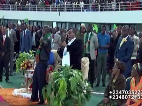 Bro Joshua Iginla Prophecy on Zambia election