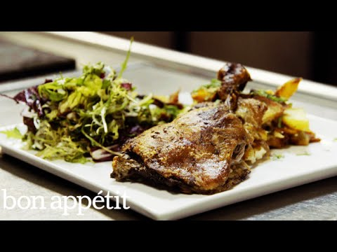 Chez dumonet honest french food in a classic paris bistro - French classical cuisine ...