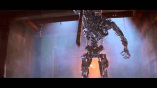 "Terminator Genisys | Clip: ""Kyle vs. T-800"" 
