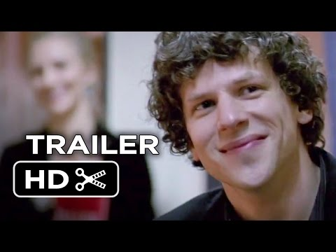 The End of the Tour TRAILER 1 (2015) - Jesse Eisenberg, Jason Segel Movie HD