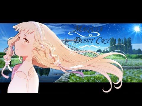 Maquia-Dont Cry (AMV)