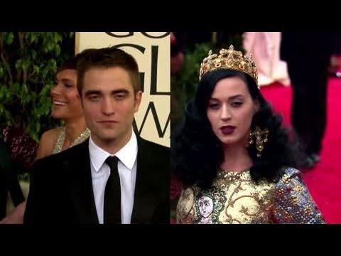 Robert Pattinson et Katy Perry s'invitent à la répétition d'un mariage