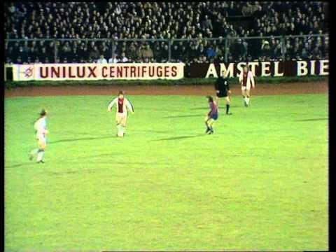 CHAMPIONS CUP 1972/1973 - A.F.C. AJAX - F.C. BAYERN MUNCHEN  4:0