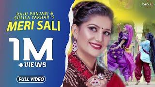 Meri Sali | Haryanvi | Sapna Choudhary | Raju Punjabi | Himanshi Goswam | Bapu Records Haryanvi
