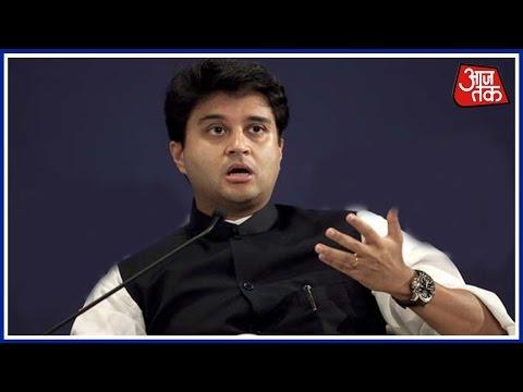 Editor Round-Table: Jyotiraditya Madhavrao Scindia Talks About Vanishing Of Congress