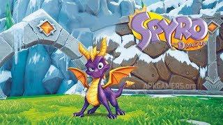 Spyro The Dragon Android Game | No Need Emulator