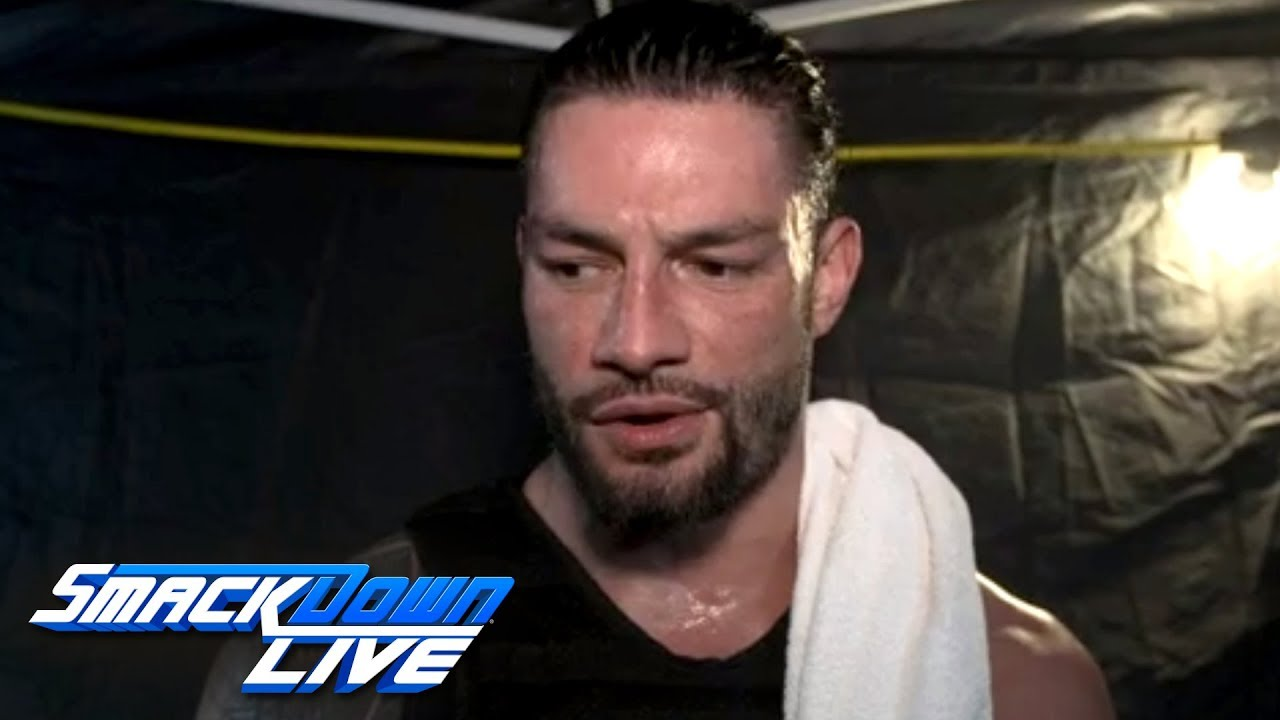 """Download Roman Reigns is ready to team with """"the original Big Dog"""": SmackDown Exclusive, July 9, 2019"""