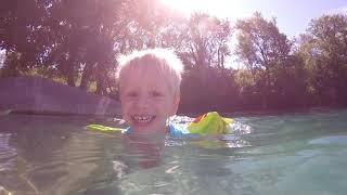 lac de Charavines été 2018