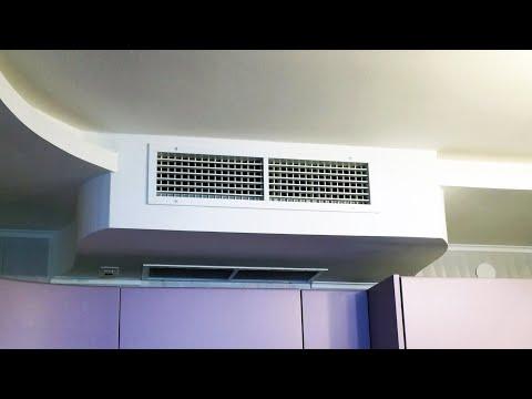 Промышленная вентиляция в Москве - системы