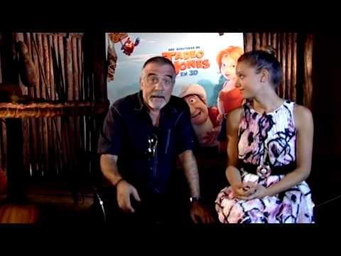 LAS AVENTURAS DE TADEO JONES  Entrevista con Michelle y Miguel Ángel Jenner