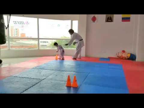 Karate para niños - Clases en Barranquilla