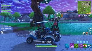 Fortnite With Friends #38 Car Facts