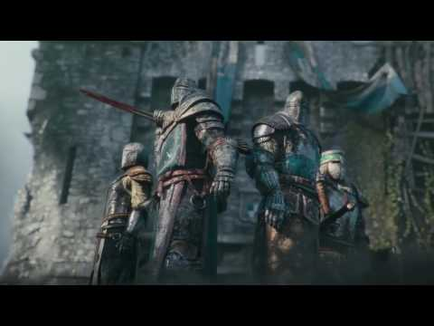 For Honor Trailer Oficial