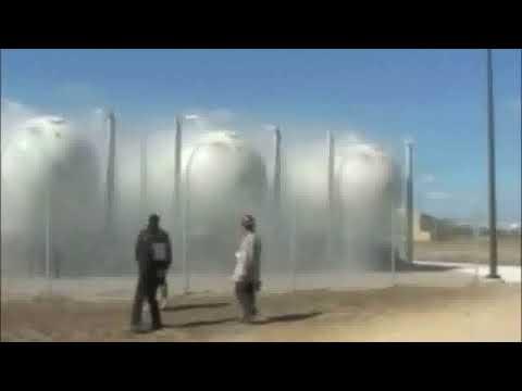 Fire Sprinkler System Deluge System by Crisp Ladew Fire Protection  mov