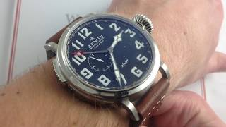 Zenith Pilot Type 20 GMT Luxury Watch Review