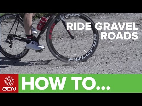 How To Ride Dirt And Gravel On A Road Bike