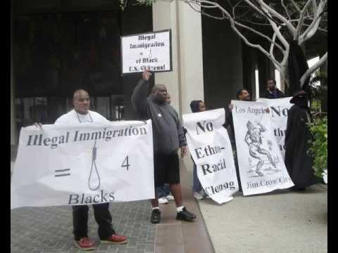 BLACK AMERICANS,  LEGAL AND ILLEGAL, IMMIGRATION IS NOT OUR FIGHT