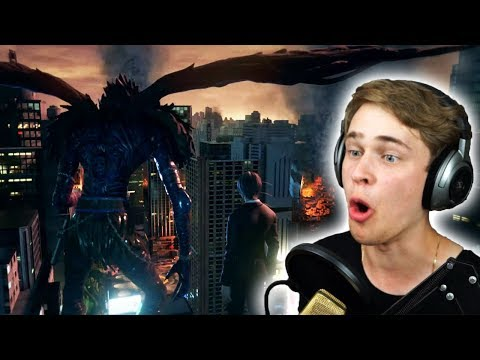 DEATH NOTE SURPRISE! | Jump Force Reaction | E3 Xbox Conference 2018