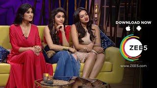 Juzz Baatt - Zee Tv Actresses on Shooting Romantic Scenes - Ep 25 - Best Scene | Zee Tv Talk Show