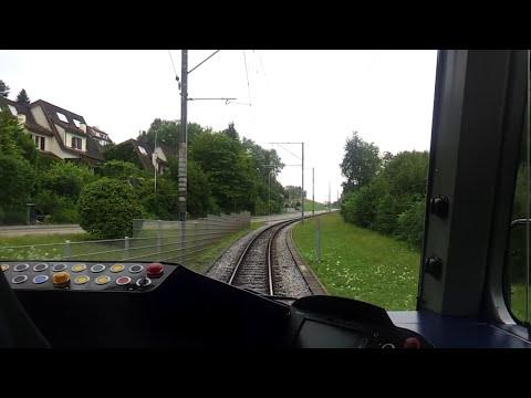 S-Bahn Zürich S18/Forchbahn [Bahnhof Stadelhofen - Esslingen]