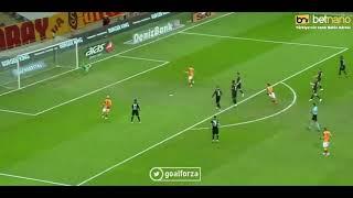 Gol Falcao Gs 1-1 Sivasspor